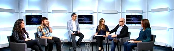 Media: Participation in TV debate