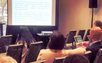 Presentation: Andrea Rosales at HCII'16