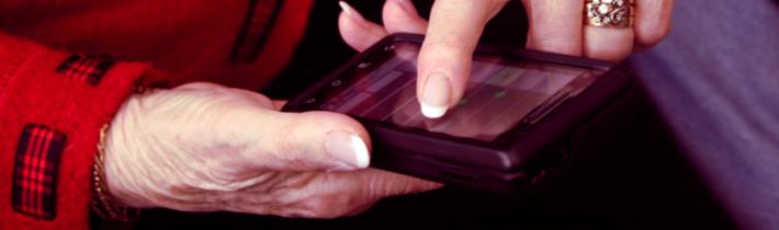 Seminars: Lorenada Ivan on older people and ICT