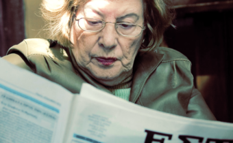 Media: Grannies on the Net on older people newspaper