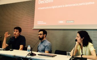Decidim.barcelona in the First IN3/UOC Interdisciplinary Seminar