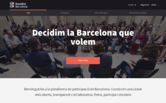 Invitation to tender for the Decidim platform development