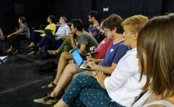 Presentation: Decidim at webinar PartecipaNet