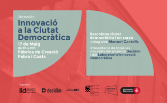 Conference: Innovation in the Democratic City (17/05/2018)