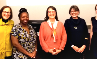 Ph.D. viva: Sarah Wagner successfully defends her thesis